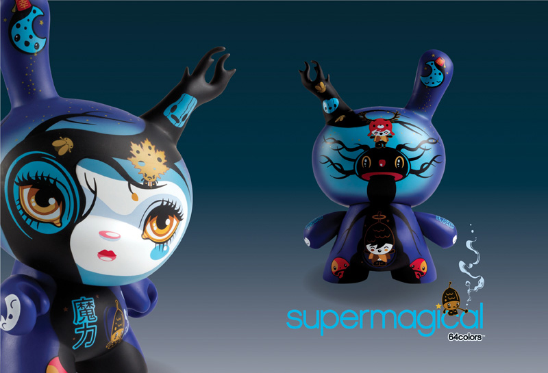 SuperMagical Dunny - 64colors